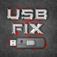 USB AntiVirus Retina Logo