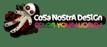 CosaNostra Design - Un style sur mesure !