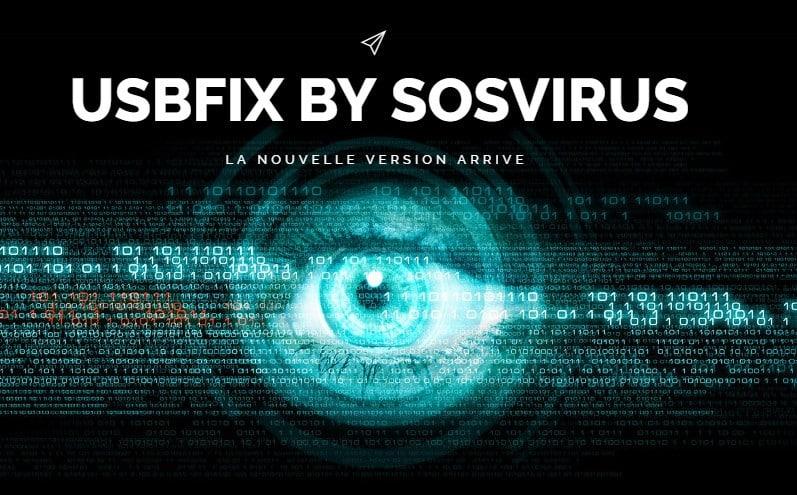 UsbFix va détecter les Ransomware (rançongiciels) -