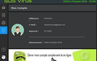 Comment activer UsbFix Premium - UsbFix Premium, tutoriel, Activation