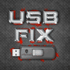 USB Antivirus Sticky Logo