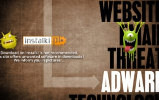 Don't Download UsbFix from Instalki.pl ! instalki Adware