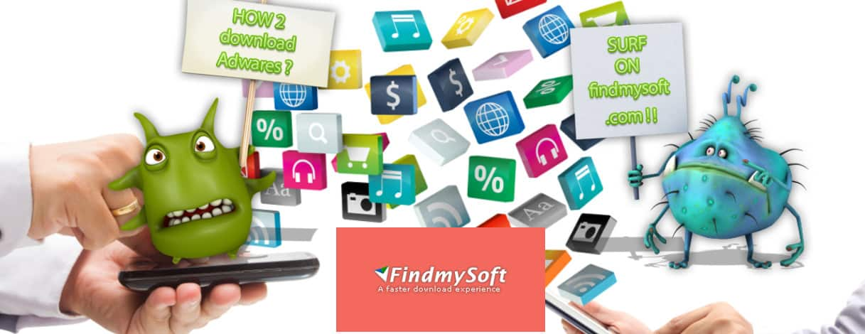 Don't Download UsbFix from findmysoft.com ! - findmysoft.com, Adware
